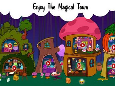 我的小镇精灵王国截图