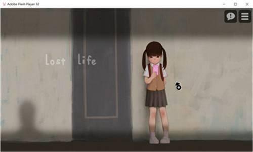 迷失的生活小女孩隐藏动作截图