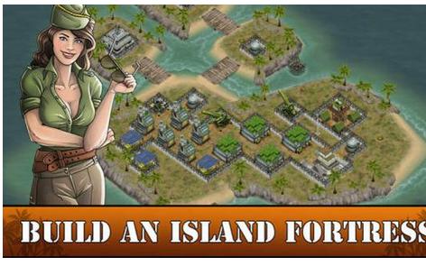 战争岛截图