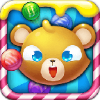 甜甜泡泡熊