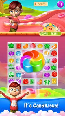 甜蜜糖果消消乐截图