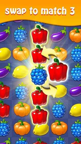 蔬菜狂欢节截图