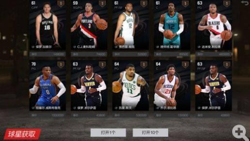 NBA2KOnline2安卓官网版截图