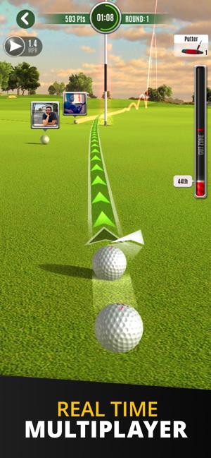 终极高尔夫中文版截图