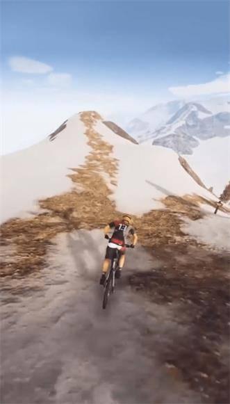 飞跃自行车截图