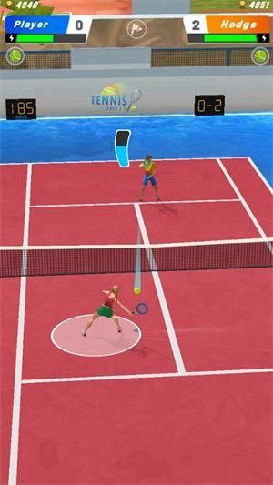 网球碰撞3D截图