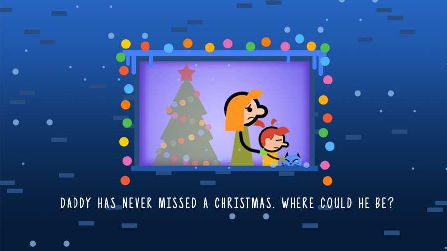 回家过圣诞截图