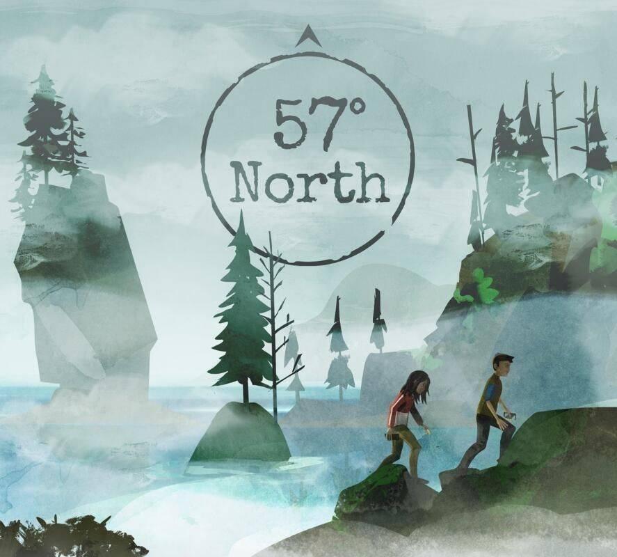 北纬57度截图