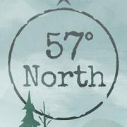 北纬57度