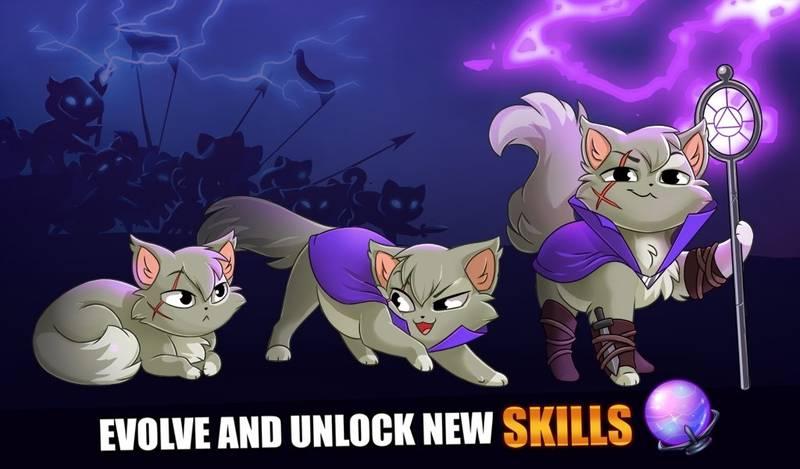 城堡猫CastleCats截图