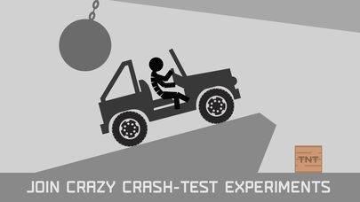 火柴人涡轮汽车碰撞试验截图