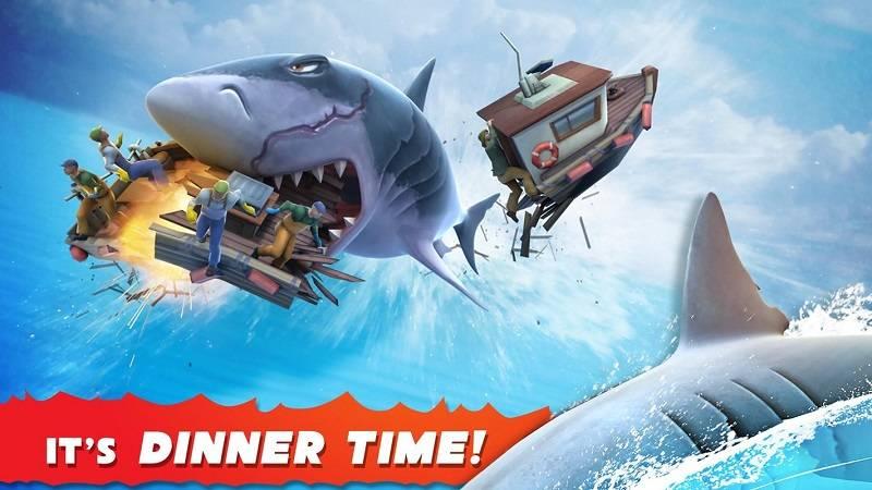饥饿鲨世界巨齿鲨版截图