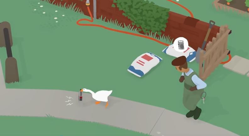大鹅模拟器正版截图
