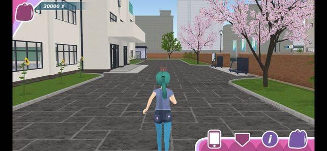 少女都市模拟器免费完整版截图