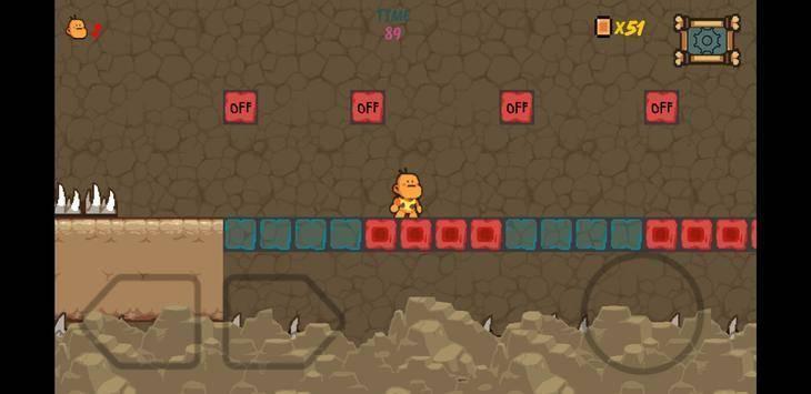 超级男孩史努比岛游戏截图
