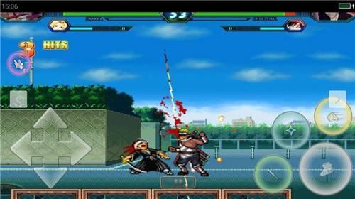 死神VS火影3.3中文版截图