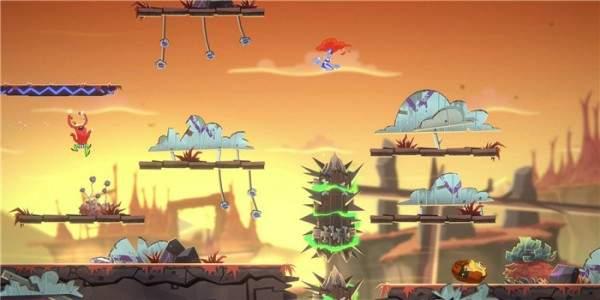 忍者蛙游戏截图