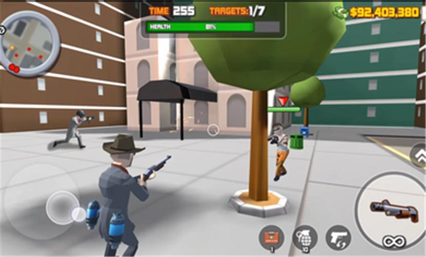 皇家枪战像素FPS截图