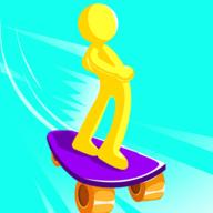 滑板冲冲冲