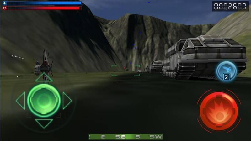 禁锢坦克3D无限生命截图