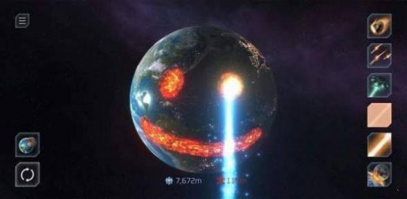 星球毁灭模拟器4.0破解版截图