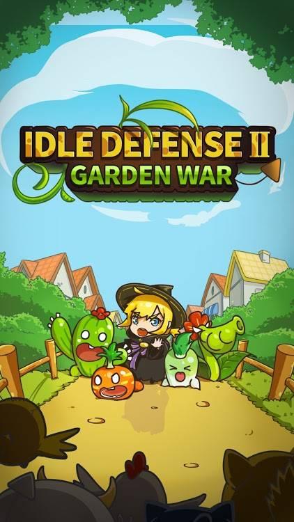空闲防御2花园战争截图