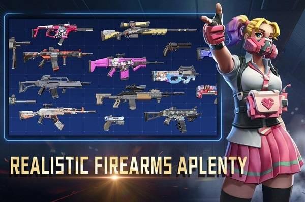 枪战异世界最新版截图