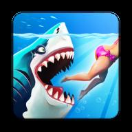 饥饿鲨世界最新破解版无限钻石和金币