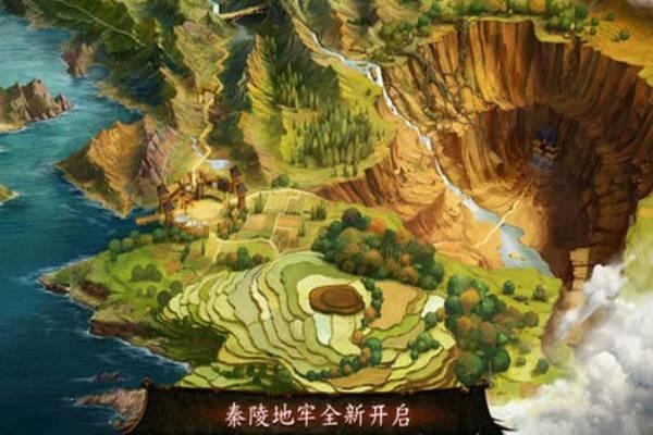地牢猎手:天国之咒截图