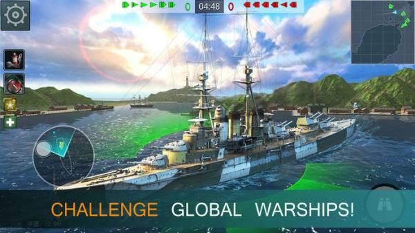 战舰警戒战争截图
