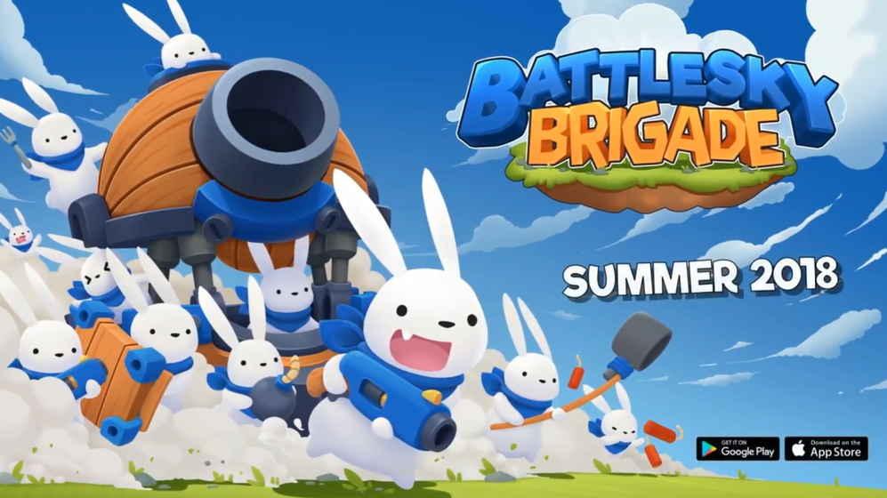 BattleSky Brigade截图