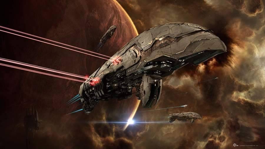 星战前夜:银河计划手游截图