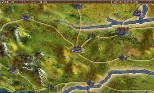 烽火三国3手机版截图