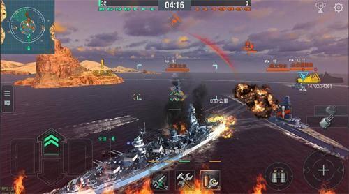 现代战舰最新版截图