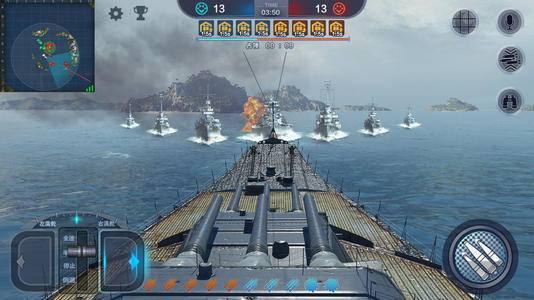 现代战舰最新更新版本截图