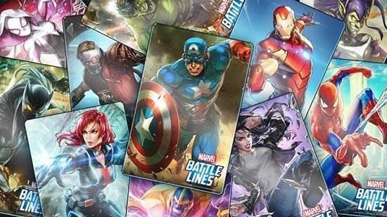 Marvel战线官方版截图