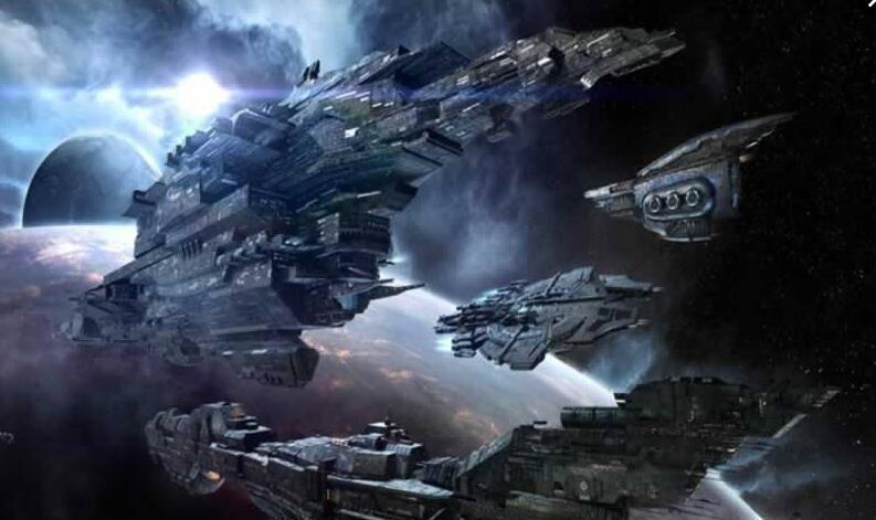 EVE银河计划测试服截图