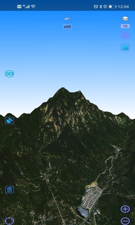 奥维互动地图8.7.5破解版截图
