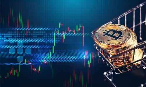 加密货币交易平台截图
