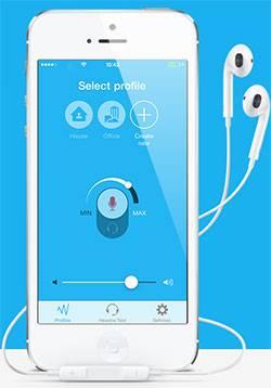 Petralex手机助听器截图