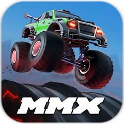MMX爬坡赛车道具免费版