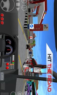印尼巴士模拟器破解版截图