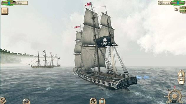 航海王海盗之战中文版截图