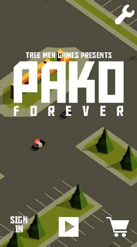 pako forever解锁车辆版截图
