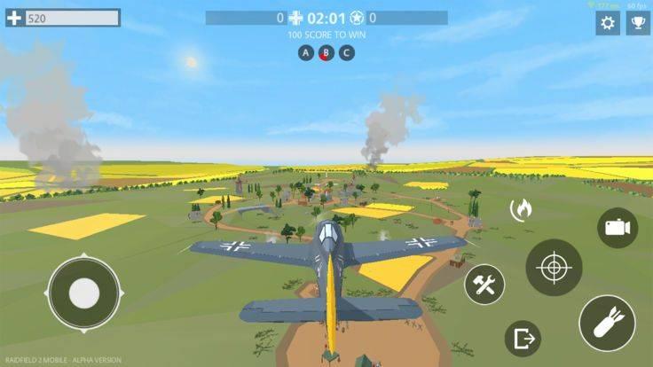 Raidfield 2破解版截图