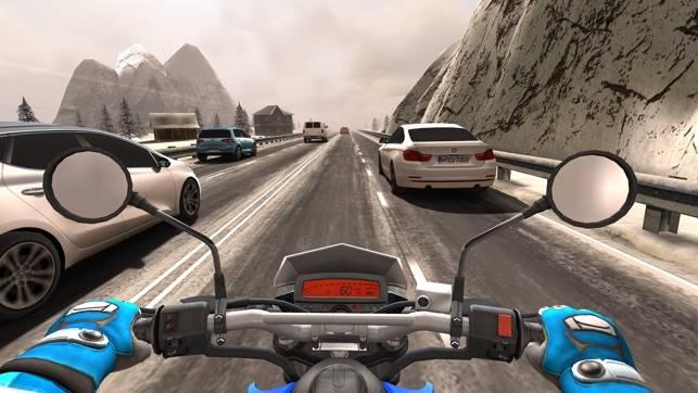 公路骑手最新版破解版截图
