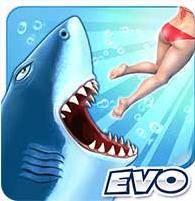 饥饿鲨进化6.7.0破解版