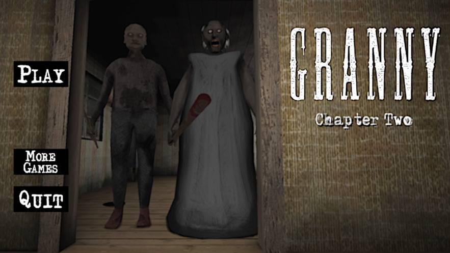 恐怖奶奶2破解版截图